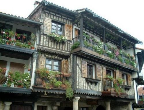 LA ALBERCA – a Aldeia medieval