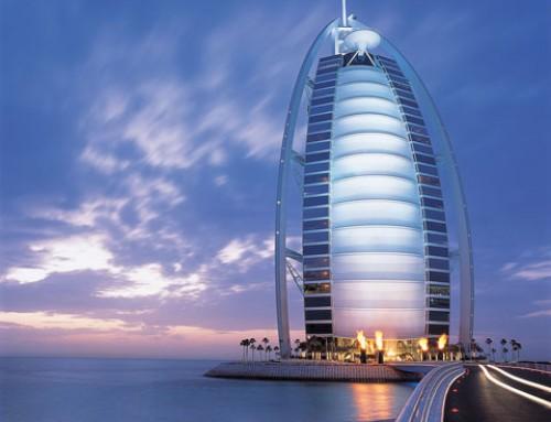 BURJ AL ARAB e outros hotéis de 7 estrelas do mundo