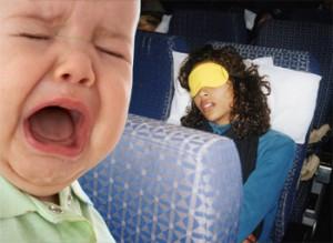 Como entreter crianças nas viagens de avião