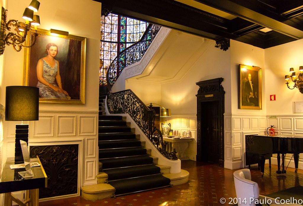 Hotel Infante Sagres 5*****